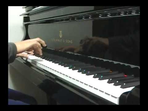 【Re-up】ドラゴンクエスト4 ピアノメドレー Full version - YouTube