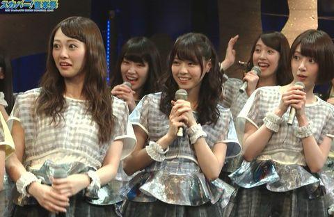 白石麻衣「乃木坂46はアーティストになってほしい」「アイドルになりたくて乃木坂に入ったわけじゃないので」 : Gラボ [AKB48]