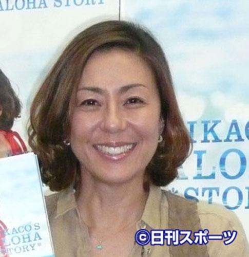 RIKACO、元夫・渡部篤郎への激怒疑惑を否定 - 芸能 : 日刊スポーツ