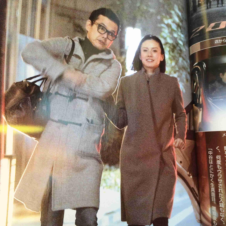 元夫・渡部篤郎と中谷美紀の結婚報道の影響?RIKACOのブログが怖いと話題に