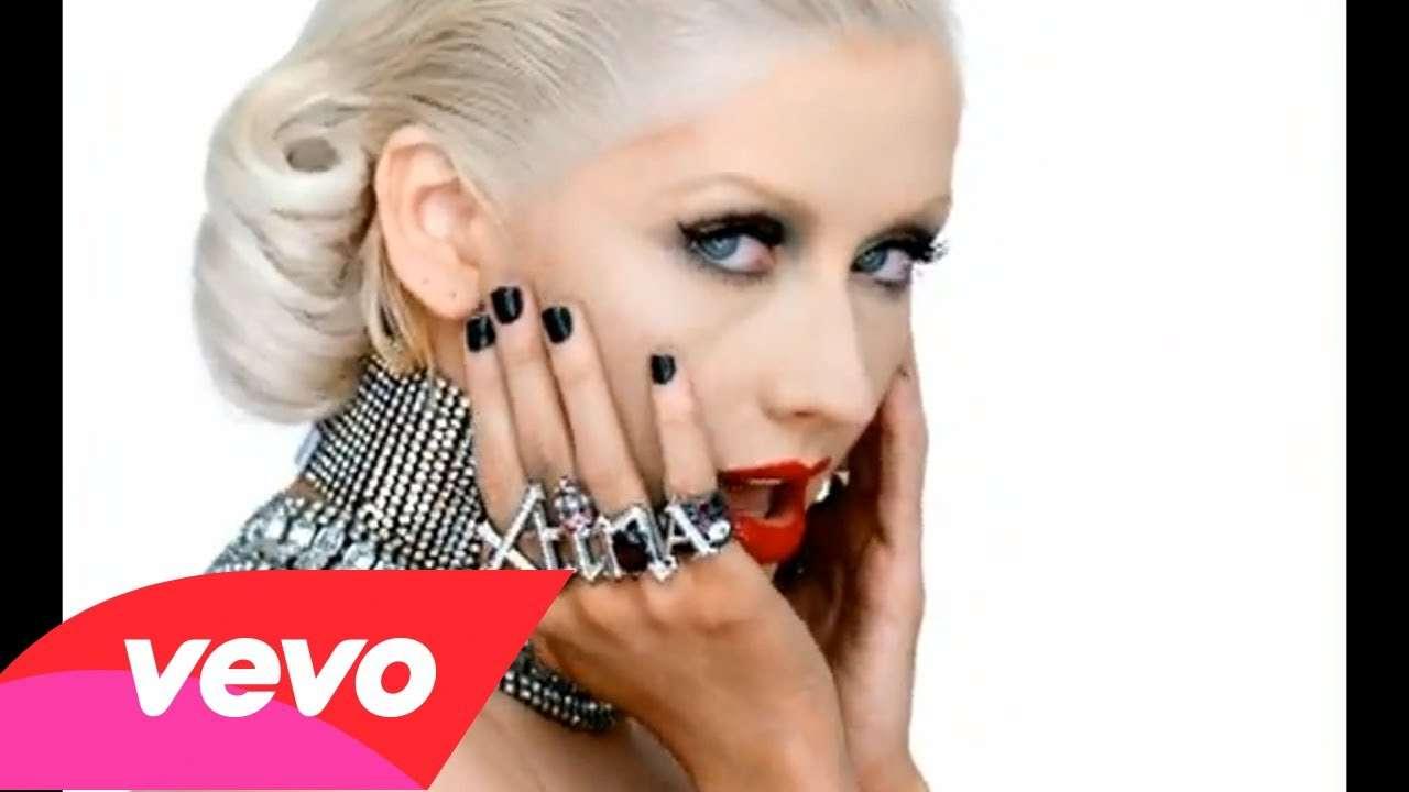 Christina Aguilera - Not Myself Tonight - YouTube