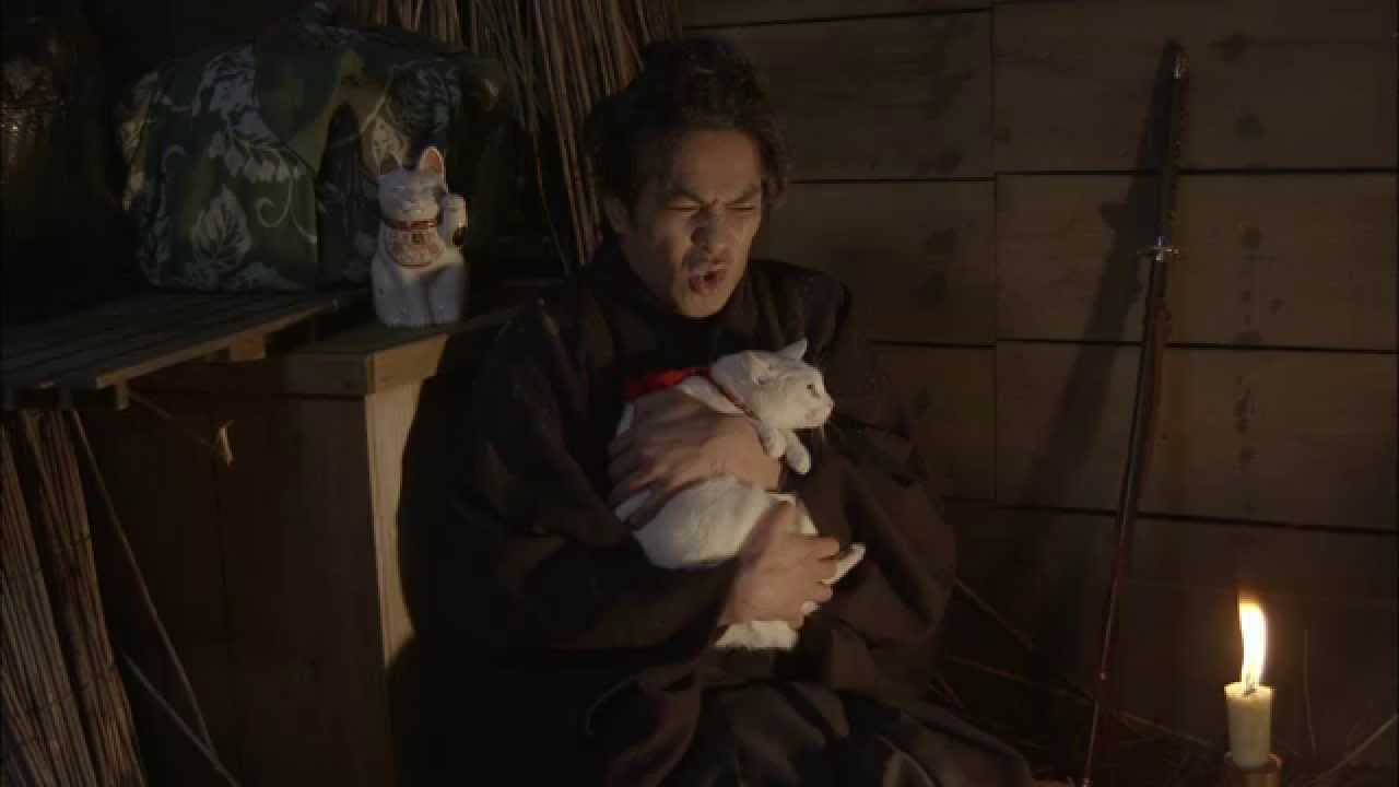 ドラマ版「猫侍 SEASON2」番宣スポット1~世知辛い世の中 - YouTube