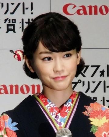 堀北真希「演技ヘタ女優」屈辱の2位ランク 1位は佐々木希