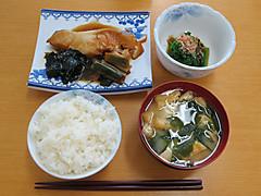 夕飯が和食の日の献立教えて!