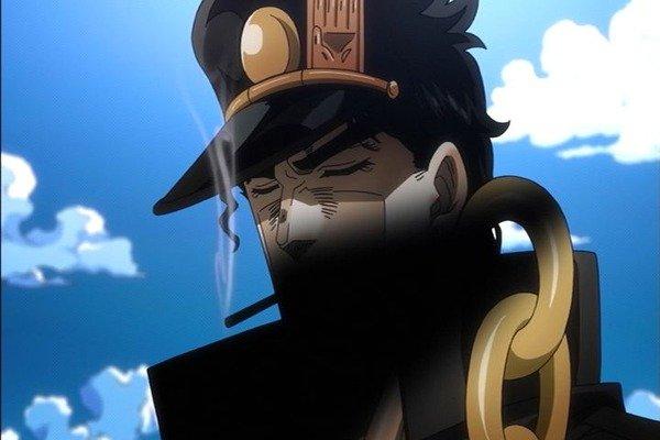【マジかよ】アニメ『ジョジョの奇妙な冒険』第6話で喫煙シーンに規制が入る : はちま起稿