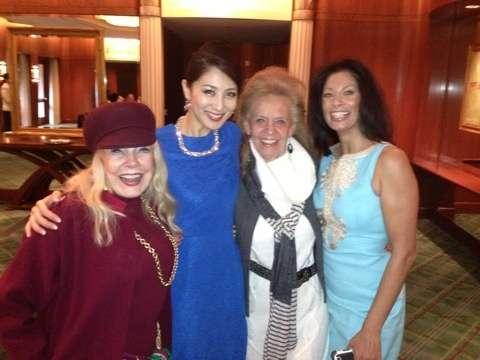 ミス・インターナショナルの吉松育美さん、ハリウッドデビューで「やったー!」