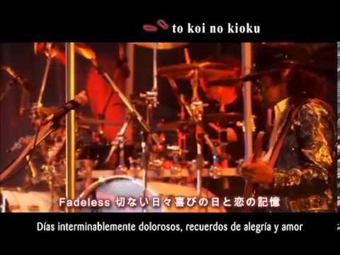 Alone en la Vida - L'Arc~en~Ciel - Laruku - Live 20th Anniversary - 2011 (sub español) - YouTube