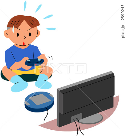 子供にゲームの時間決めてますか