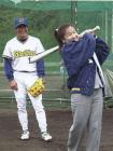 【9月5日】2002年(平14) YAWARAちゃん、ヨシくんと結婚宣言 結納品は…(野球) ― スポニチ Sponichi Annex 野球 日めくりプロ野球9月