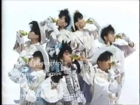 サントリー「ジェットストリーム」TVCM - YouTube