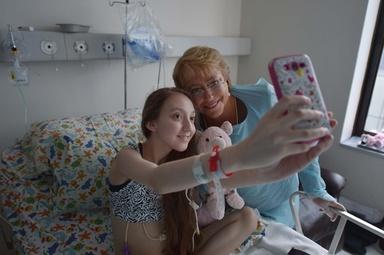 チリの14歳少女、安楽死の許可求め大統領にメッセージ 写真1枚 国際ニュース:AFPBB News