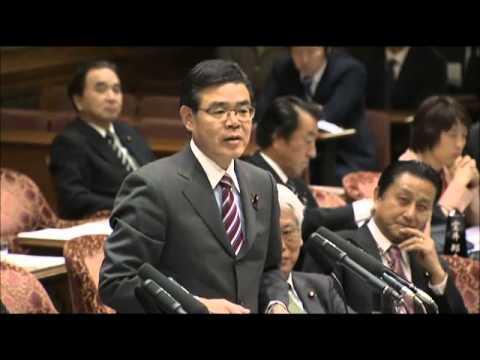 午前 大久保勉(民主党)【参議院 国会】予算委員会 平成27年3月18日 - YouTube