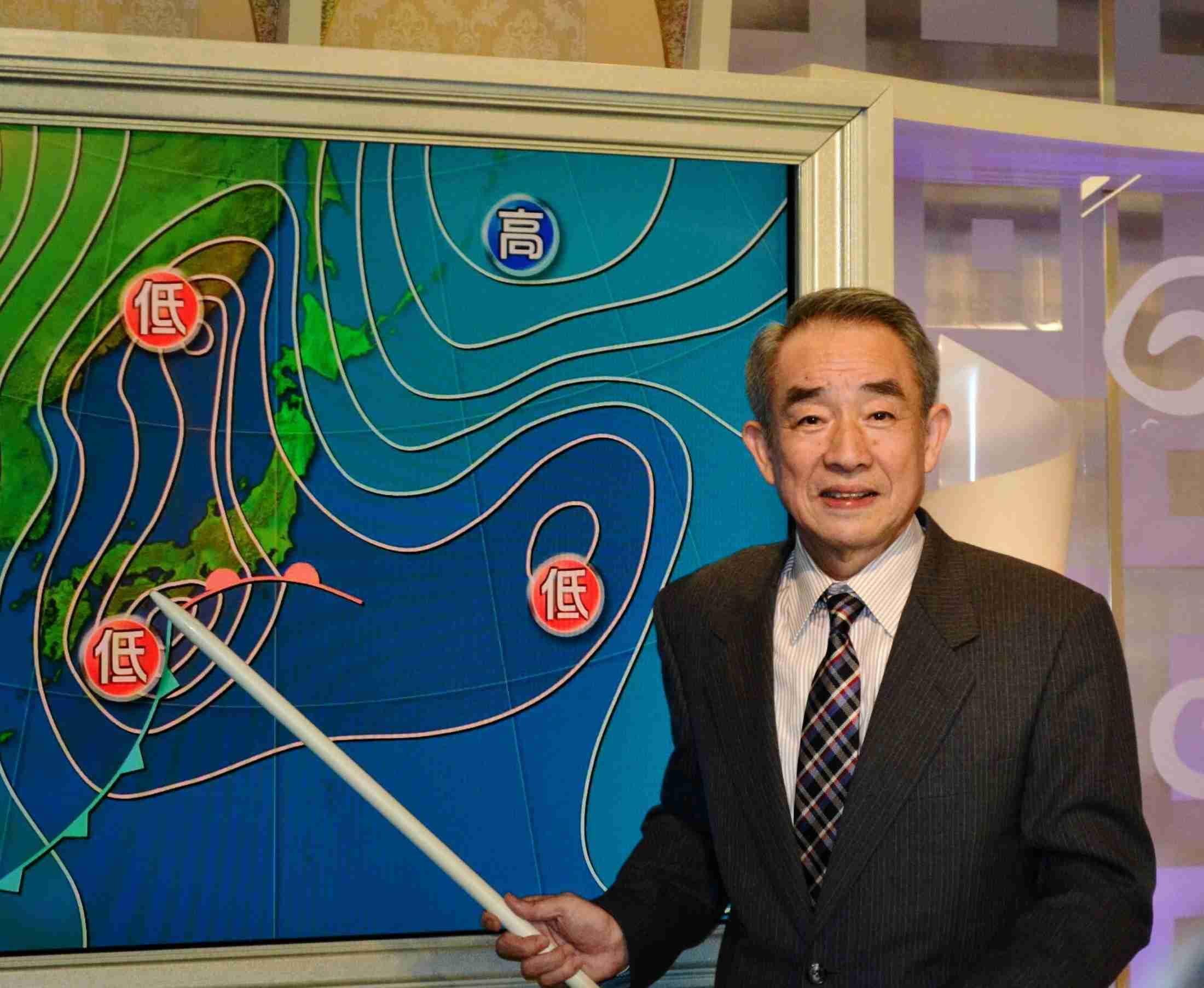 関西の名物お天気おじさん勇退「体力なくなった」…71年からラジオ、テレビで活躍 (デイリースポーツ) - Yahoo!ニュース