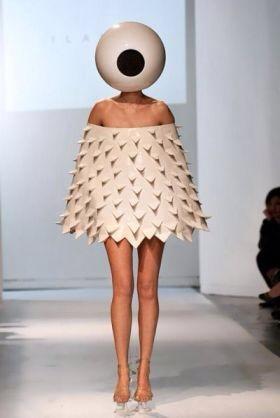 雑誌やファッションショーで「えぇっ?!」って思ったコーディネート