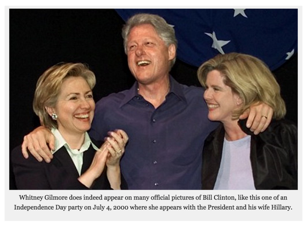 【全米震撼】元大統領ビル・クリントン氏の隠し子だと名乗る謎の少女が出現!