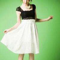 今買うなら、白の膝丈ミディアムスカート!コーデまとめ - NAVER まとめ