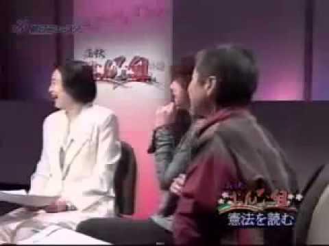 在日朝鮮人「日本人は外国に侵略されても抵抗せずに殺されろ」 - YouTube