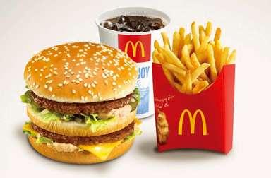 落ち込み続くマクドナルド、2月の売上28.7%減 過去2番目の下げ幅