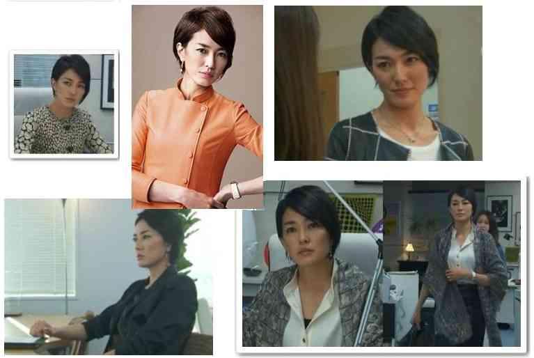 """板谷由夏""""卒アル""""写真に絶賛「昔からショートが似合う美人ですね!」。"""