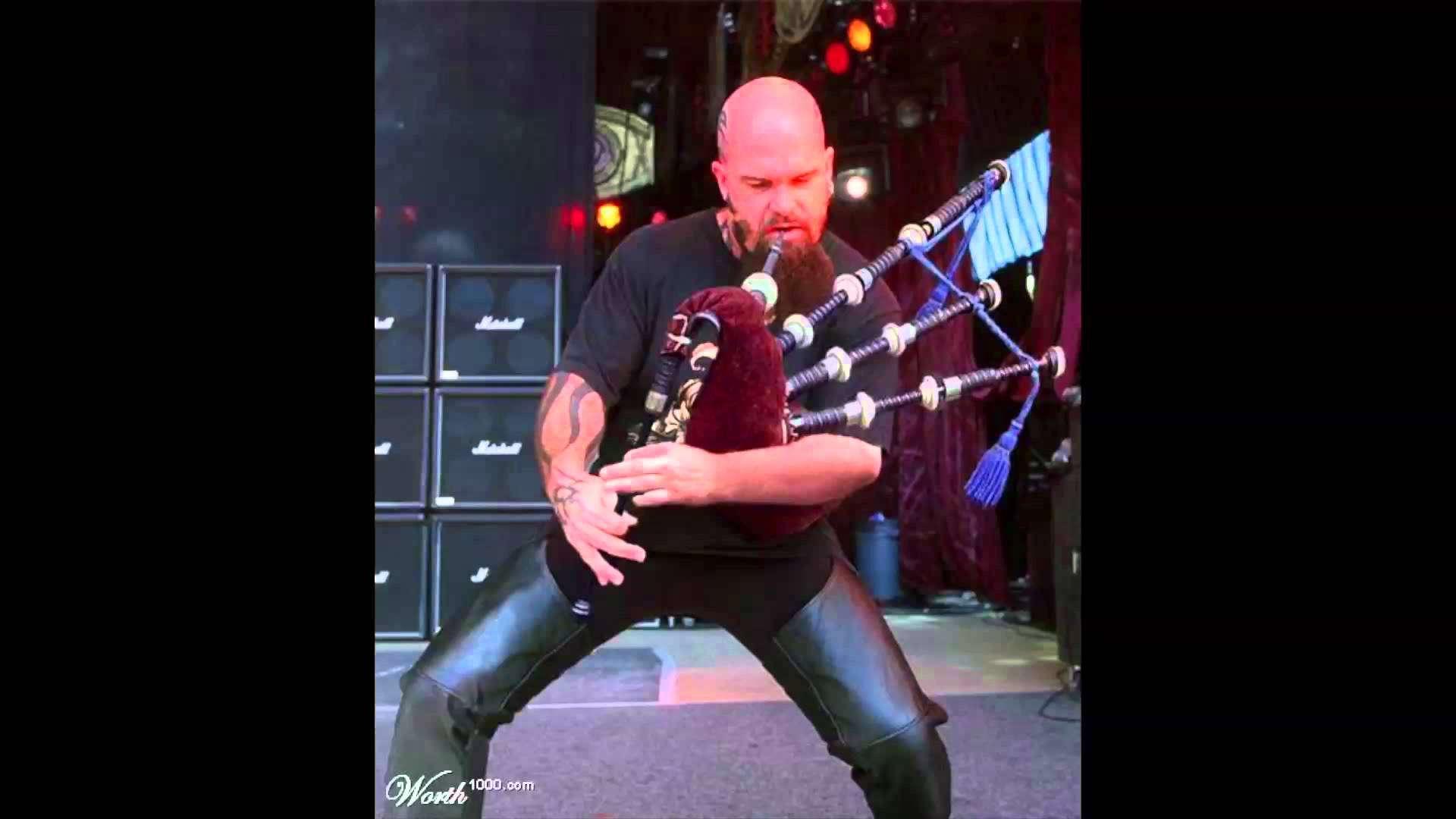 Slayer - Raining Bagpipes - YouTube