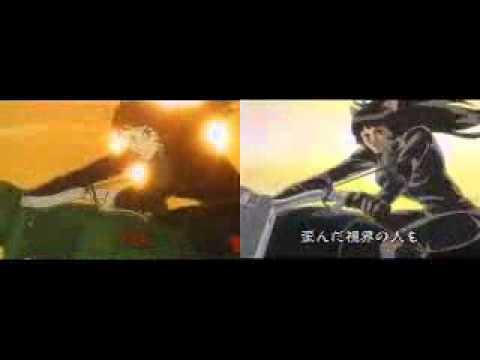 銀魂×ルパン キャッツパンチ 比較 - YouTube