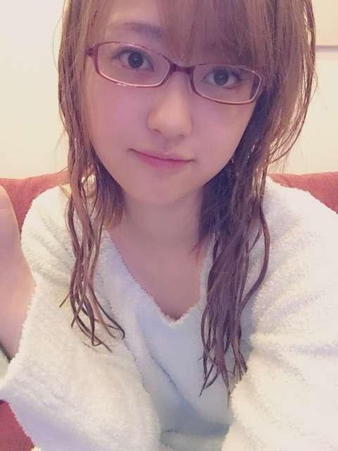 カラコン外したら。|菊地亜美オフィシャルブログ「Ami's garage」Powered by Ameba