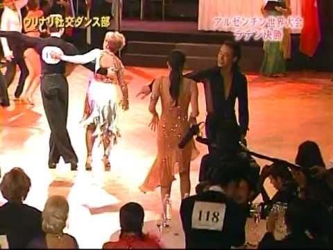 社交ダンス - YouTube