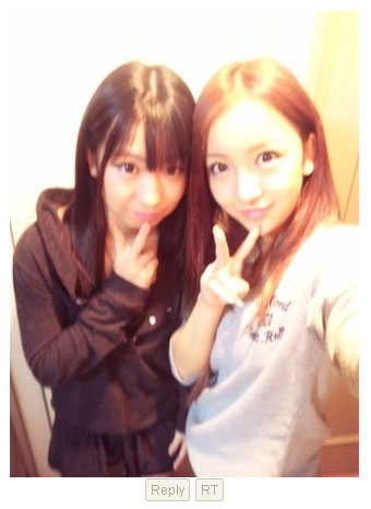 元AKB48・板野友美の実妹、板野成美がCMデビュー