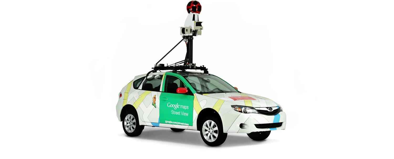 ストリートビューについて – 概要 – Google マップ