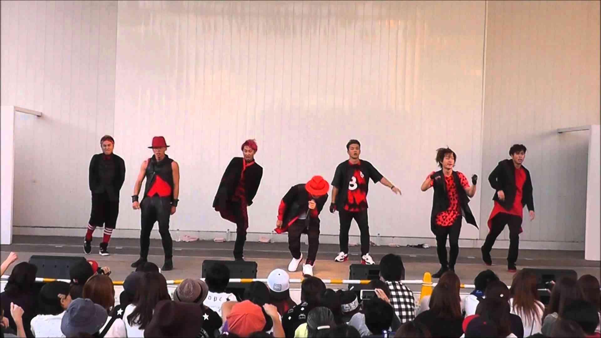 DA PUMP ミニライブ 新曲 『New Position』 2014/9/23 - YouTube