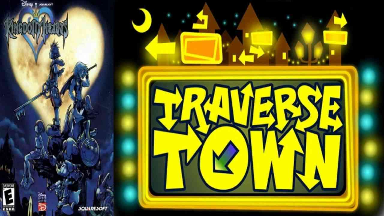 Let's Listen: Kingdom Hearts - Traverse Town (Super Extended) - YouTube