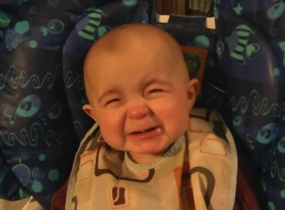 !!! PRICELESS !!! 10 Months Baby Crying With Emotion When Mother Sings - YouTube