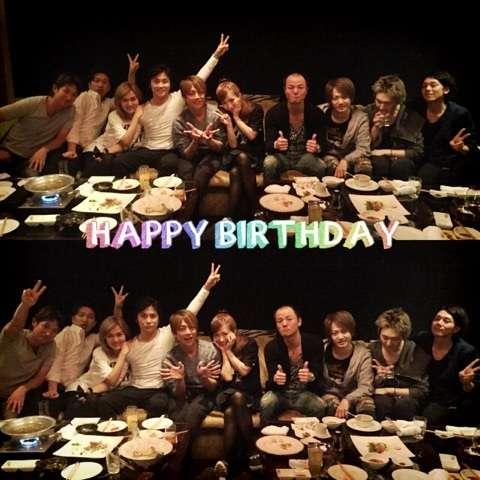 happybirthday☆*:.。. o(≧▽≦)o .。.:*☆|辻希美オフィシャルブログ「のんピース」powered by Ameba