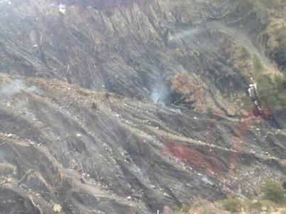 Haute-Provence | Un A320 s'écrase près de Barcelonnette : 150 morts