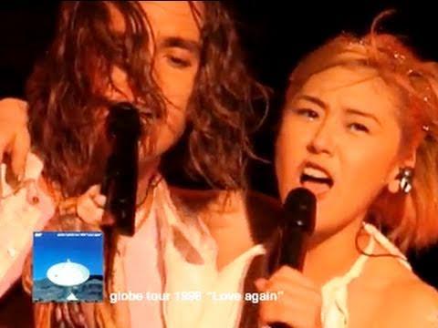 "globe「globe tour 1998 ""Love again""」ダイジェスト - YouTube"