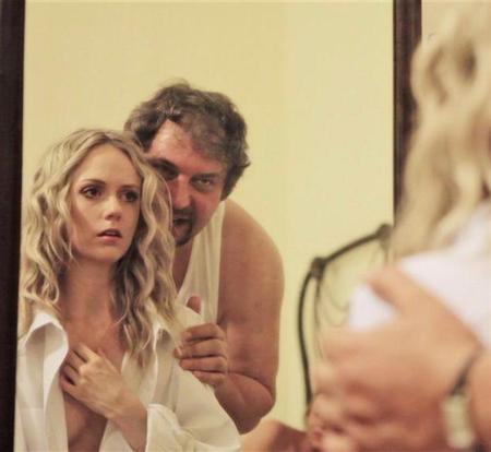 脱いでいたエリー 「マッサン」のシャーロット・ケイト・フォックス、来日前に出演米映画で衝撃ヘアヌード
