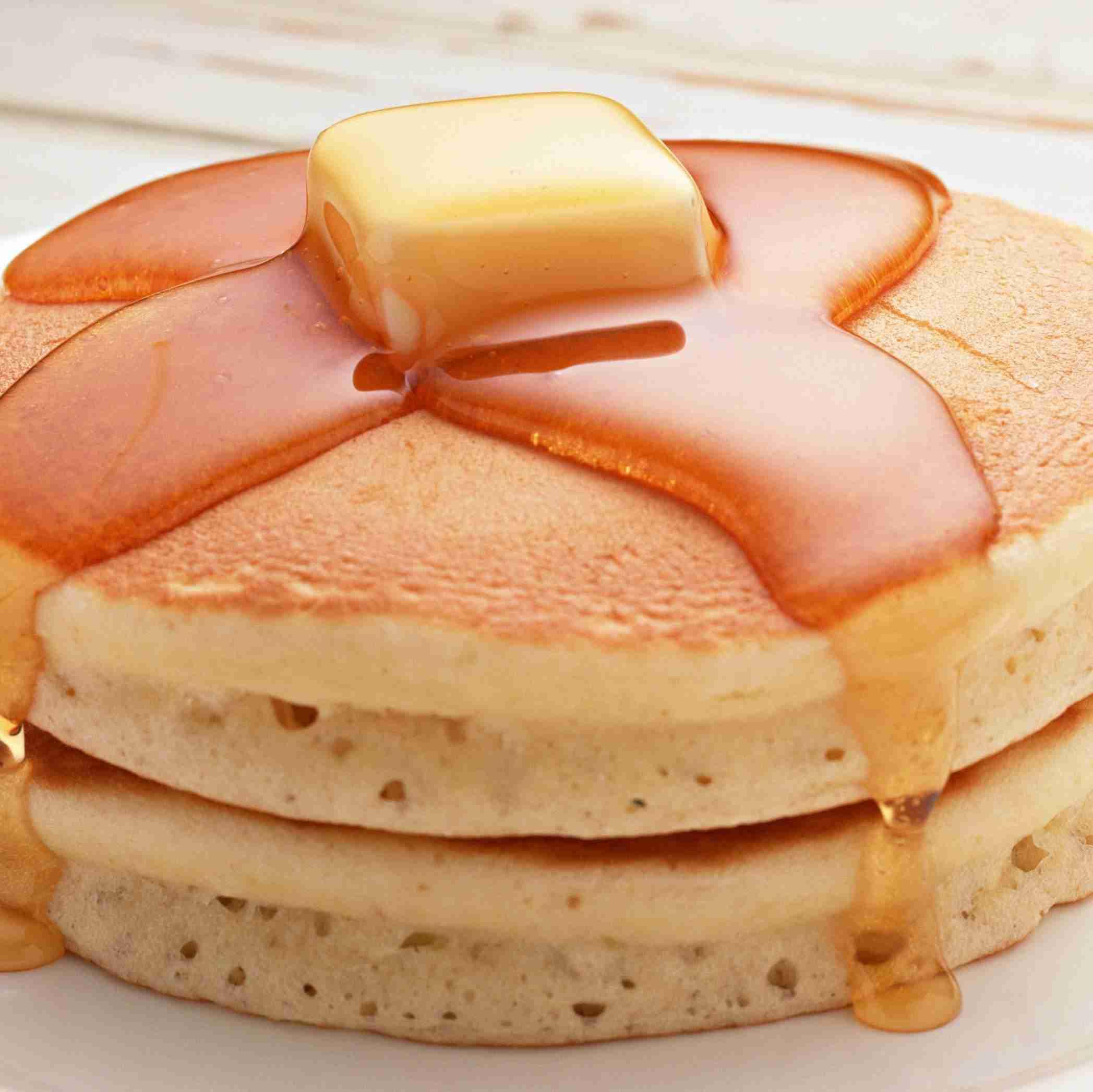 美味しいホットケーキの作り方♪