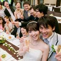 【「淳の休日」と「ぐるなびウエディング」がプロデュース】ニブンノゴ!森本さん結婚式 - ぐるなびウエディング