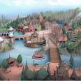 【ディズニー】TDSに『アナ雪』エリア、TDLに『美女と野獣』『アリス』エリアを新設!