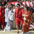 安倍晋三首相主催「桜を見る会」に爆笑問題や8.6秒バズーカーなど著名人らが出席