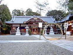 百済王神社 - Wikipedia