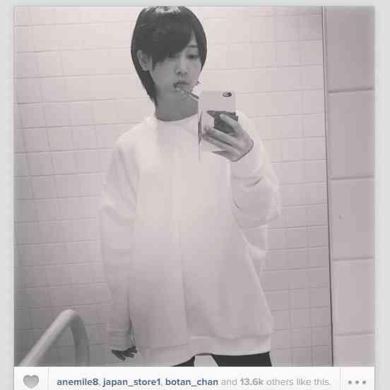 SKE48松井玲奈のショート姿に賛否両論「美少年みたい」「お願い切らないで」