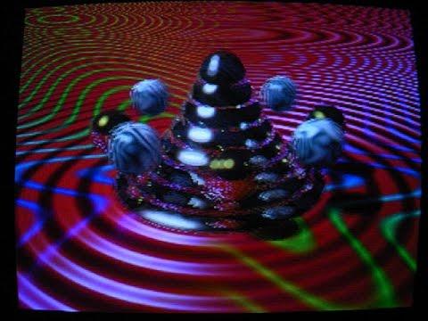 レイトレアニメ1,2,3 3DCG ray tracing 1989-1992年 - YouTube