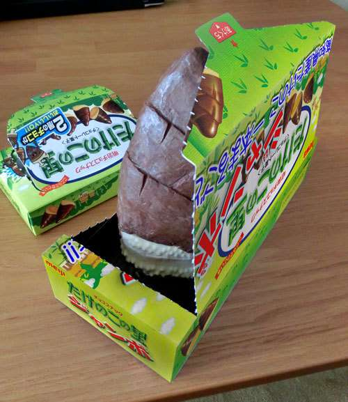えりんぎの丘で人気爆発!美術の先生のパロディ菓子がユニークすぎる