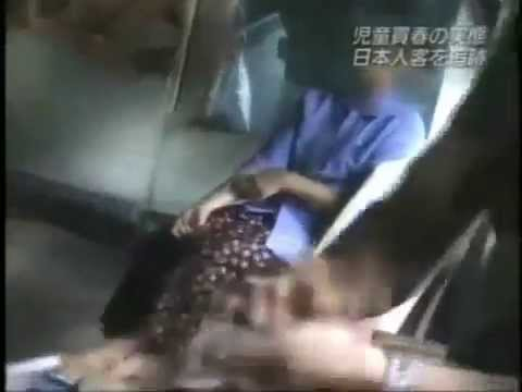 Child Prostitution of Japanese Men in Southeast Asia - YouTube