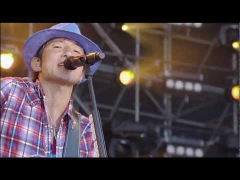 Bank Band 歌うたいのバラッド(LIVE) - YouTube
