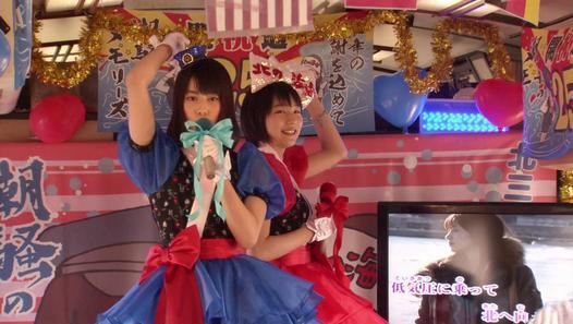 あまちゃん 潮騒のメモリー お座敷列車 天野アキ 足立ユイ - Dailymotion動画