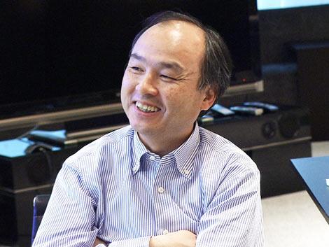 ソフトバンク孫社長、白戸家・お父さん犬誕生秘話語る | ORICON STYLE
