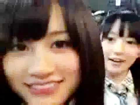 前田敦子が佐藤亜美菜に対して邪険扱いをする - YouTube