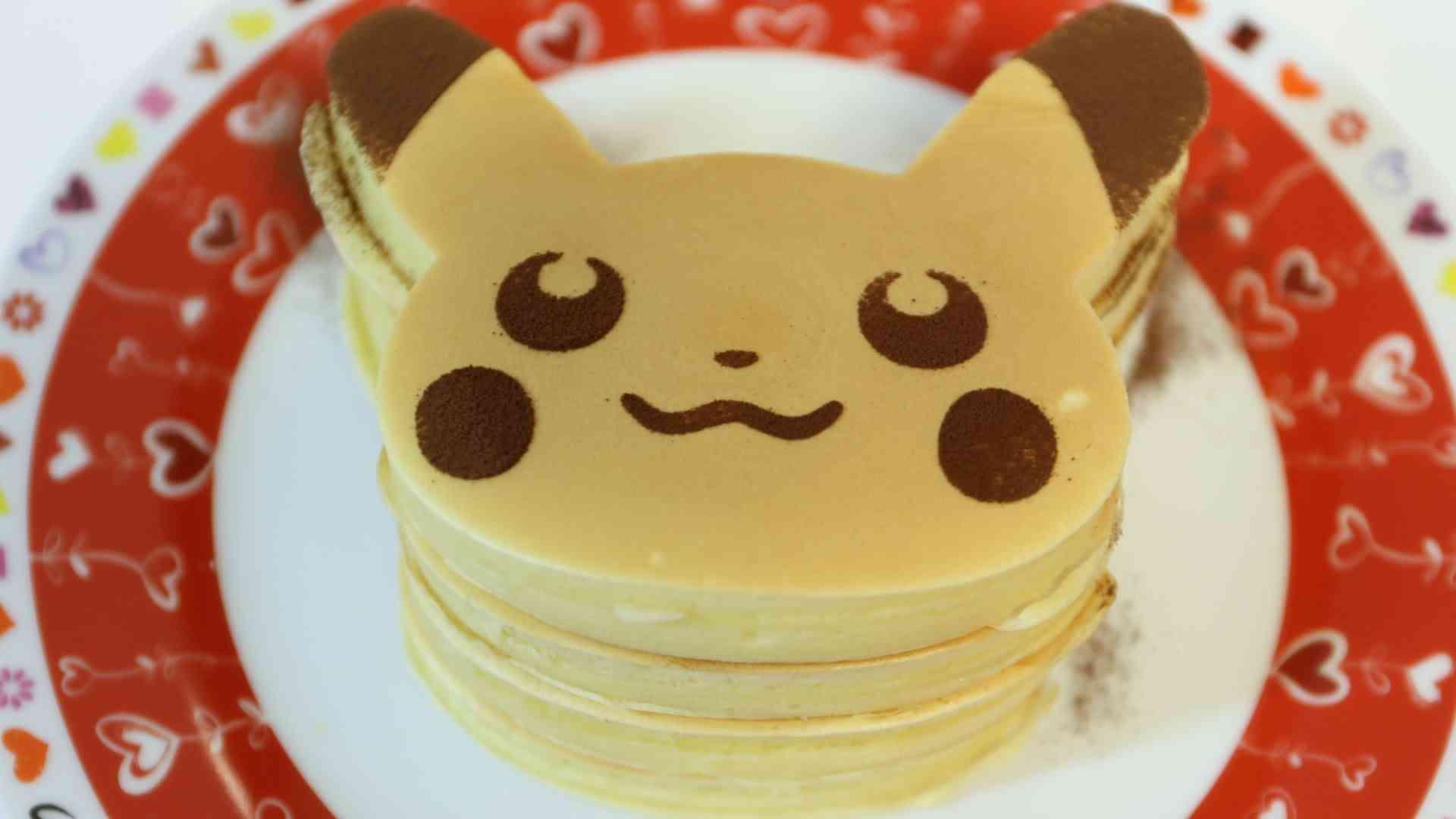 【画像】ホットケーキ・パンケーキが好きな人!